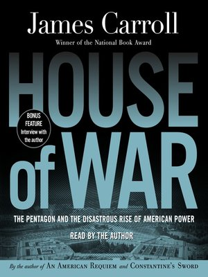 cover image of House of War