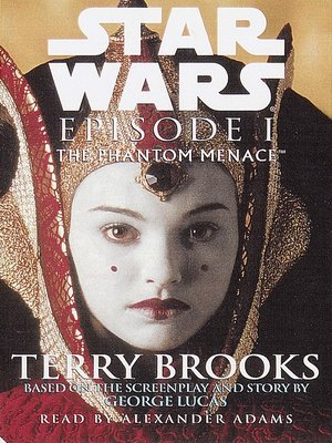 cover image of The Phantom Menace