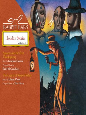 cover image of Rabbit Ears Holiday Stories, Volume 1