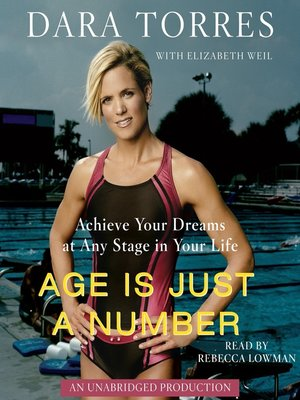 cover image of Age is Just a Number