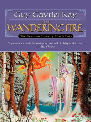 cover image of The Wandering Fire