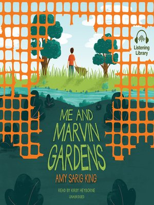 cover image of Me and Marvin Gardens