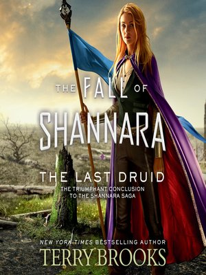 cover image of The Last Druid