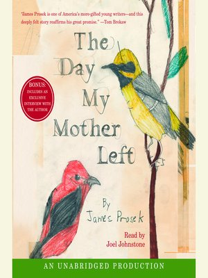 cover image of The Day My Mother Left