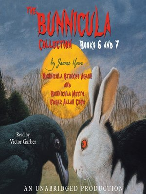 cover image of The Bunnicula Collection, Books 6-7