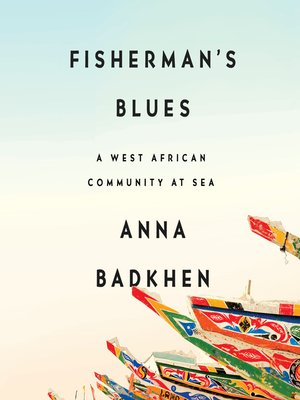 cover image of Fisherman's Blues