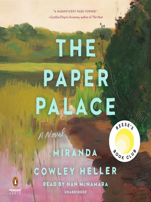 cover image of The Paper Palace