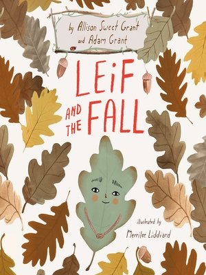 cover image of Leif and the Fall