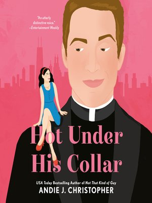 cover image of Hot Under His Collar