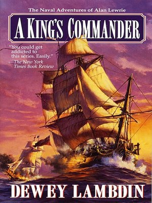 cover image of A King's Commander