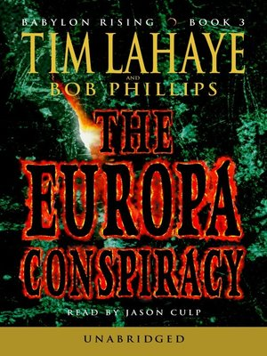 cover image of The Europa Conspiracy