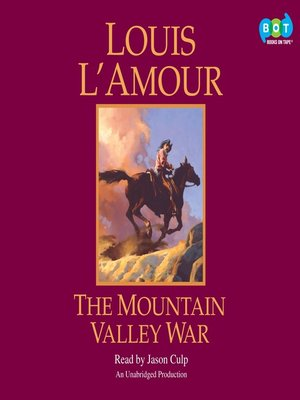 cover image of The Mountain Valley War
