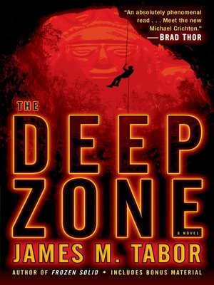 cover image of The Deep Zone