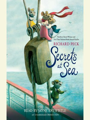cover image of Secrets at Sea