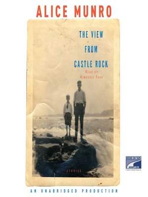 cover image of The View from Castle Rock
