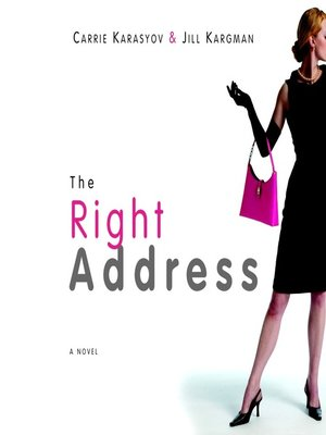 cover image of The Right Address
