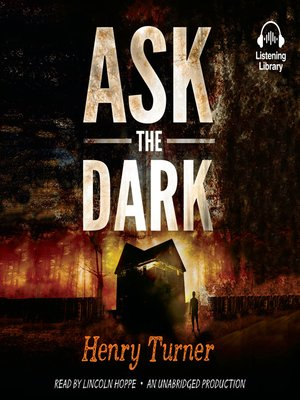 cover image of Ask the Dark