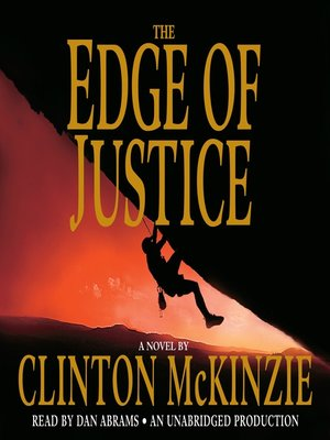 cover image of The Edge of Justice