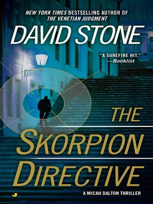 cover image of The Skorpion Directive
