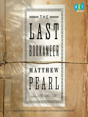 cover image of The Last Bookaneer