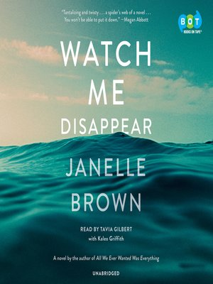 cover image of Watch Me Disappear