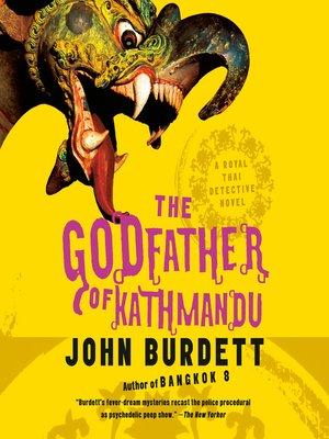 cover image of The Godfather of Kathmandu