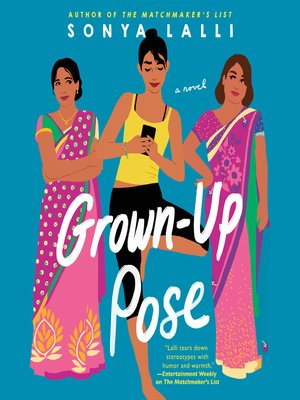 cover image of Grown-Up Pose