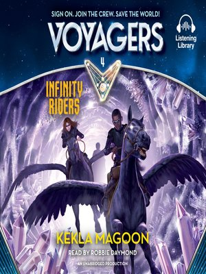 cover image of Infinity Riders