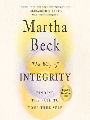 cover image of The Way of Integrity