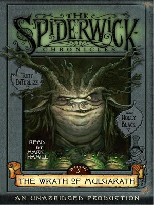 cover image of The Spiderwick Chronicles, Volume III