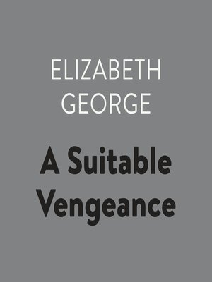 cover image of A Suitable Vengeance