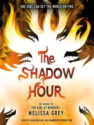 cover image of The Shadow Hour