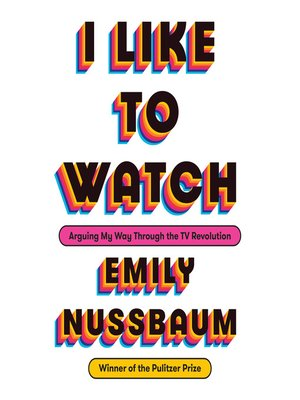 cover image of I Like to Watch