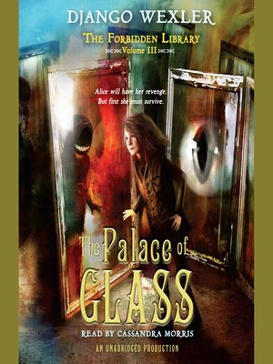 cover image of The Palace of Glass