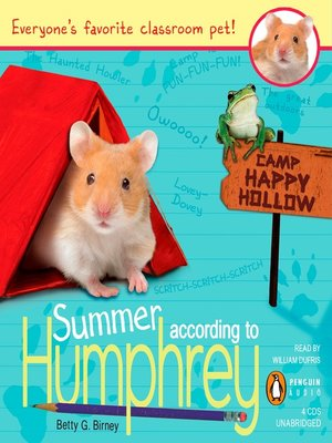 cover image of Summer According to Humphrey