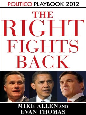 cover image of The Right Fights Back