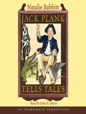 cover image of Jack Plank Tells Tales