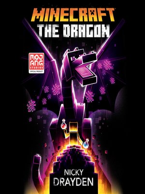 cover image of The Dragon: An Official Minecraft Novel