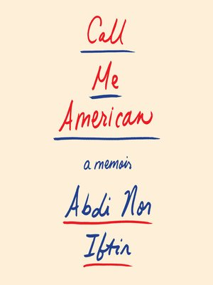 cover image of Call Me American