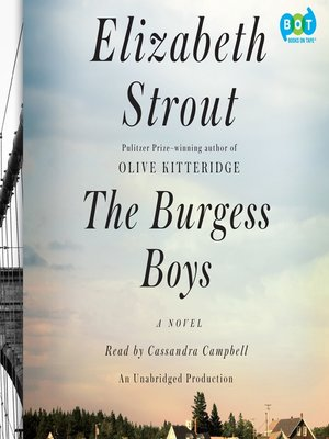 cover image of The Burgess Boys