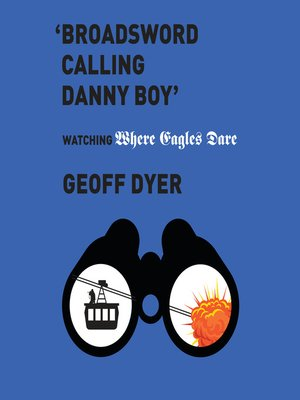 cover image of 'Broadsword Calling Danny Boy'