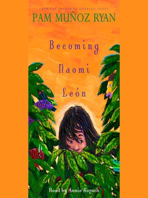 cover image of Becoming Naomi Leon