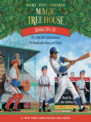 cover image of Magic Tree House, Books 29 & 30