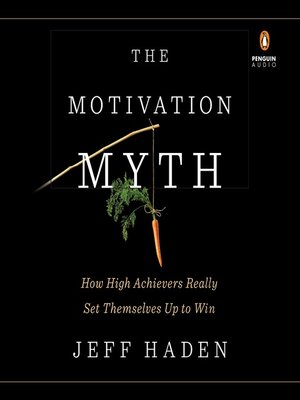 cover image of The Motivation Myth