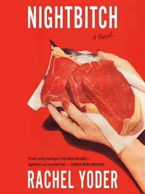 cover image of Nightbitch