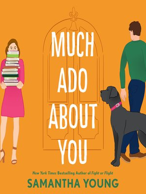 cover image of Much Ado About You