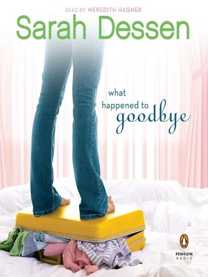 cover image of What Happened to Goodbye