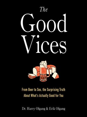 cover image of The Good Vices