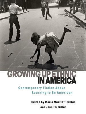 cover image of Growing Up Ethnic in America