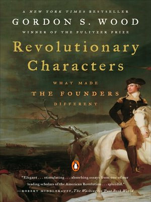 cover image of Revolutionary Characters